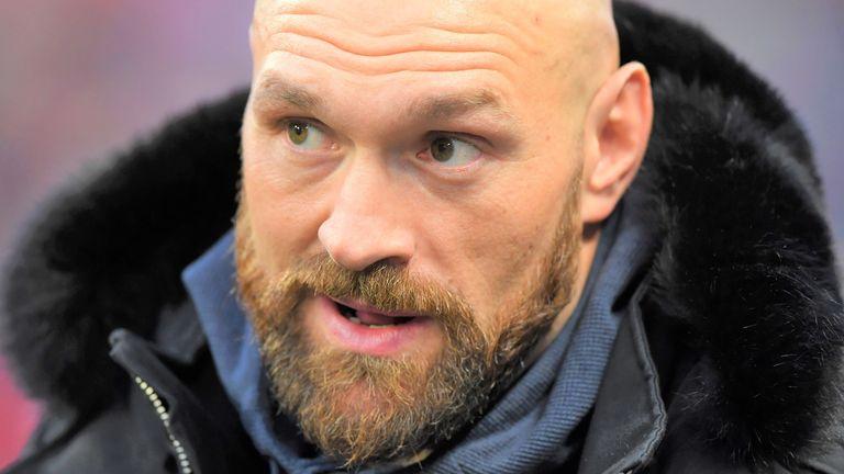 Tyson Fury's achievements make him comparable to Muhammad Ali - Davison
