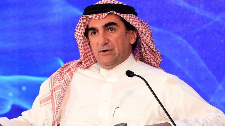 Yasir Al-Rumayyan is the man tabbed to become Newcastle's next chairman