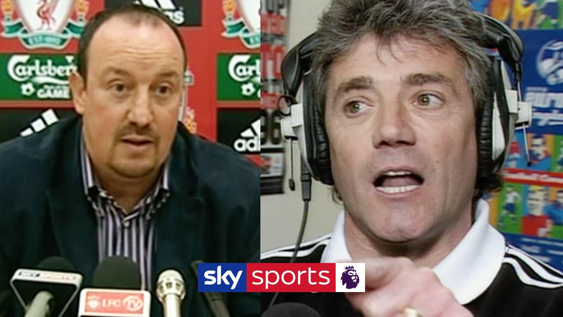 Best Premier League manager rants
