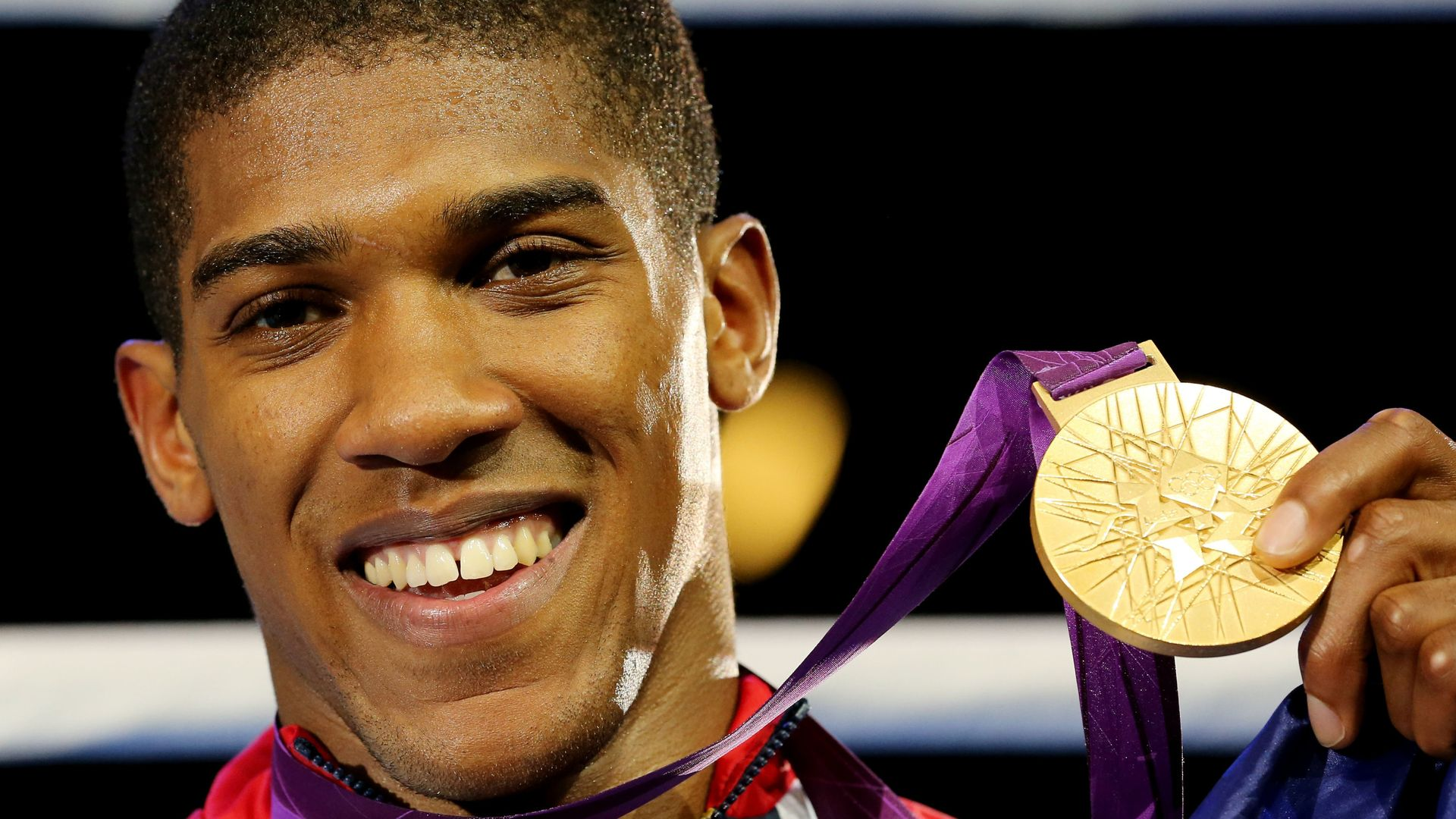 'AJ rates Olympic gold above world titles'