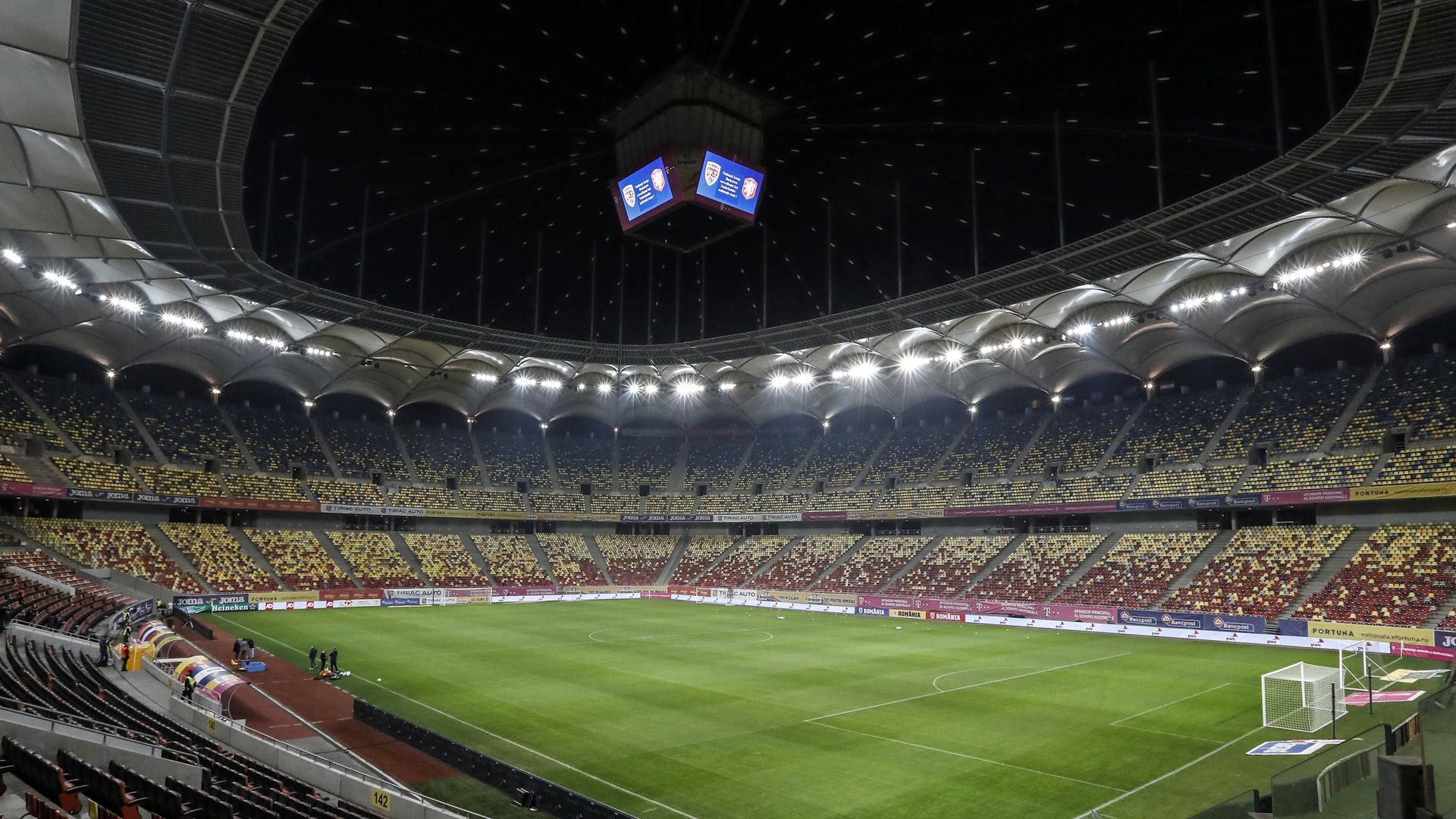 Romania reconfirms Euro 2020 host status
