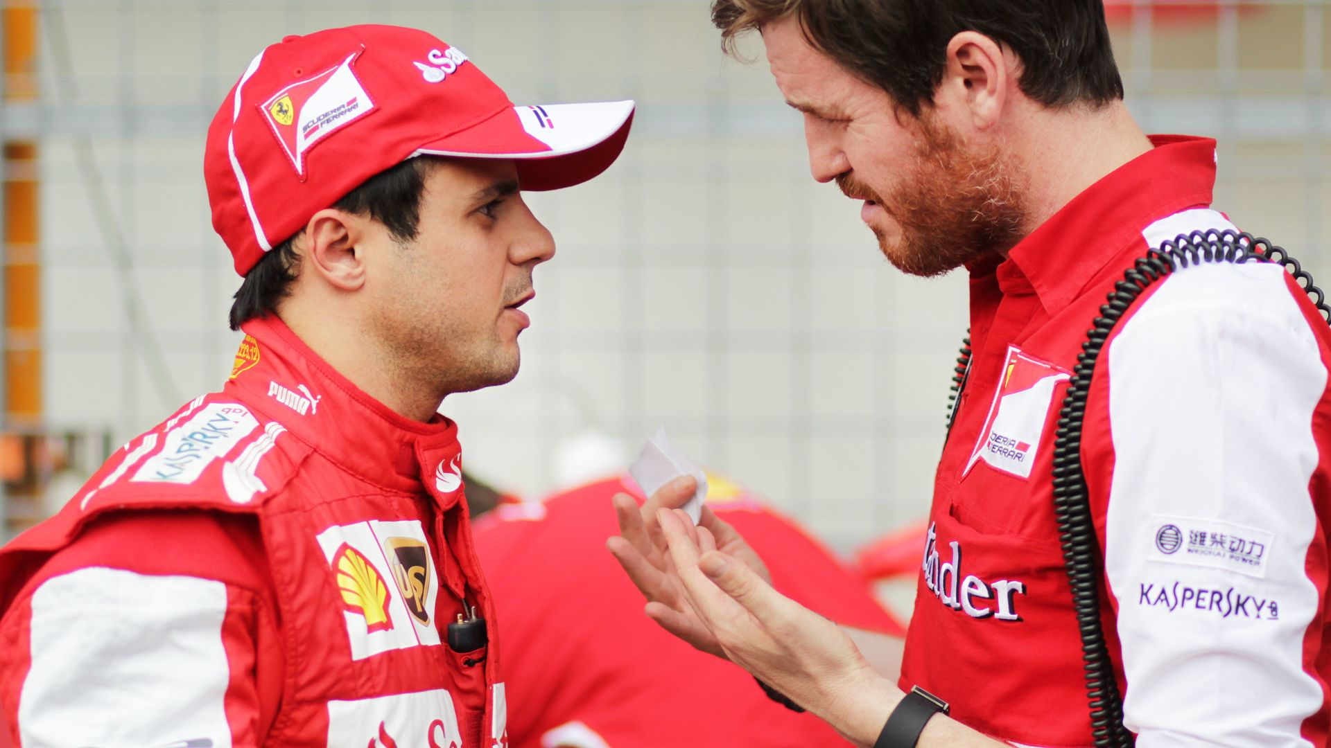 Why Ferrari are 'completely different' F1 force