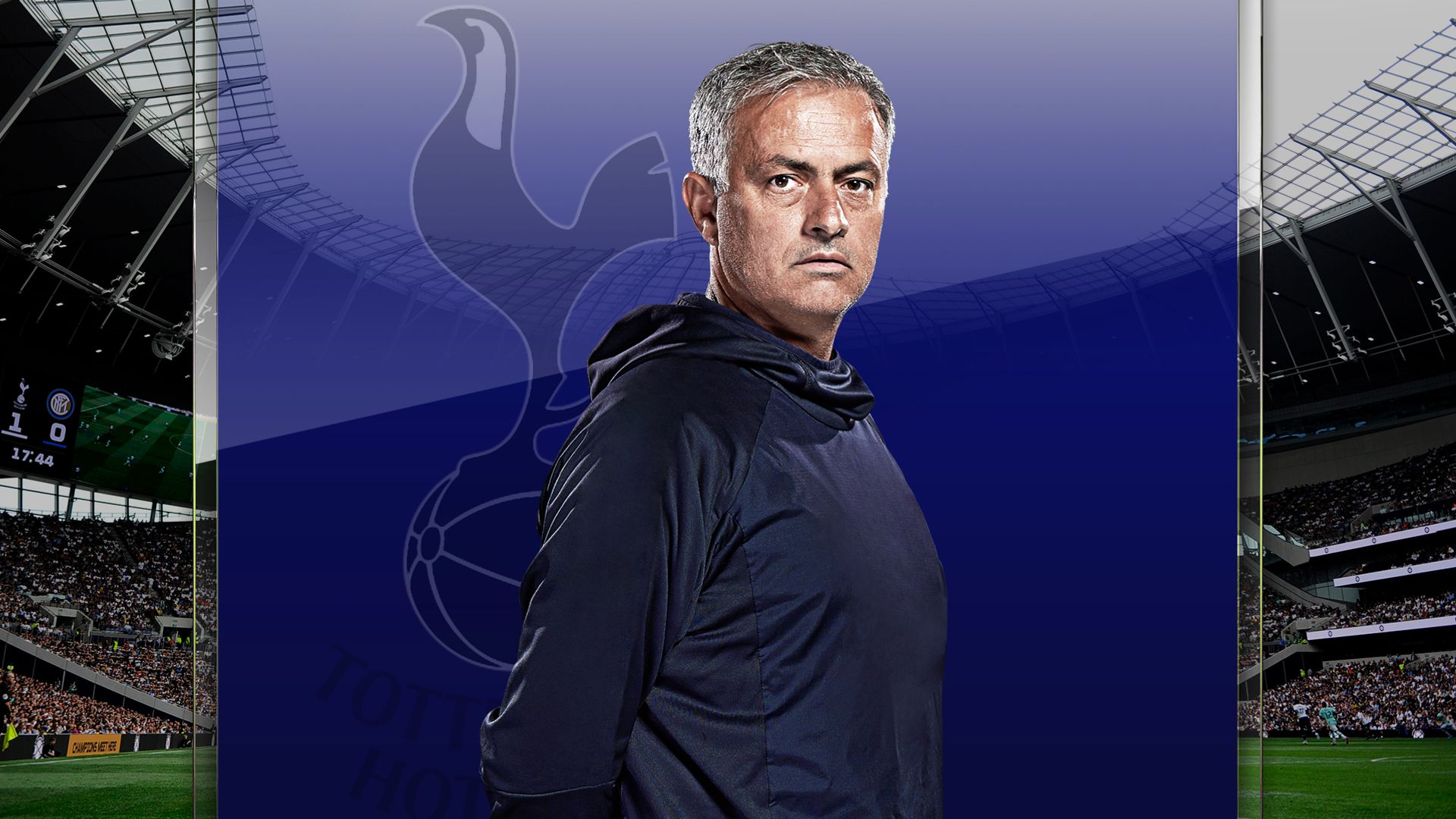 Is football standing still for Jose?