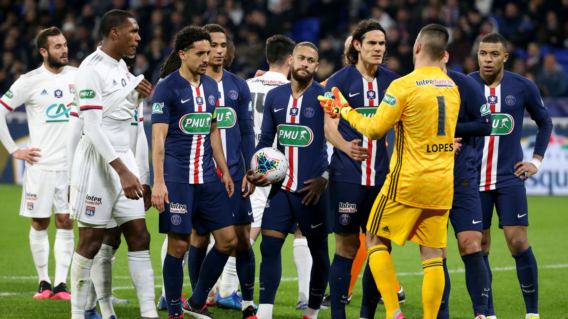 Lyon: French football moving in wrong direction