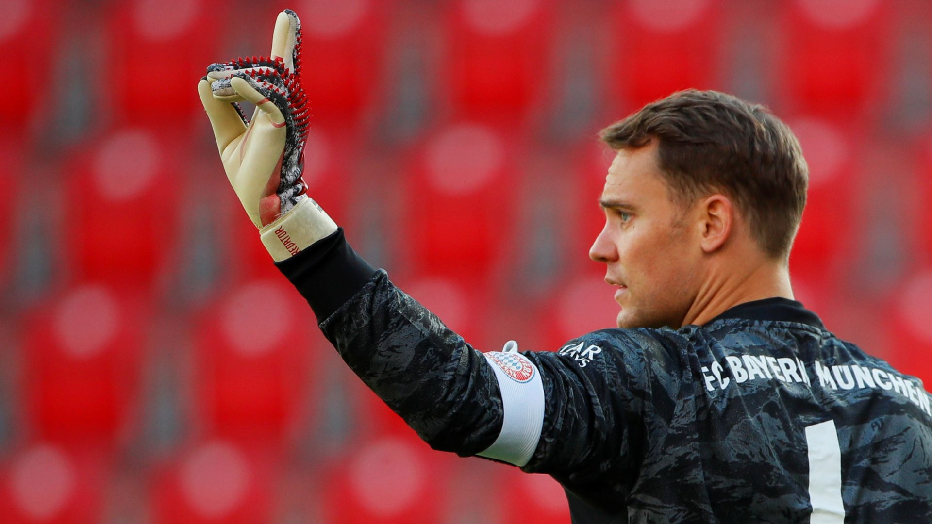 Neuer extends Bayern contract to 2023