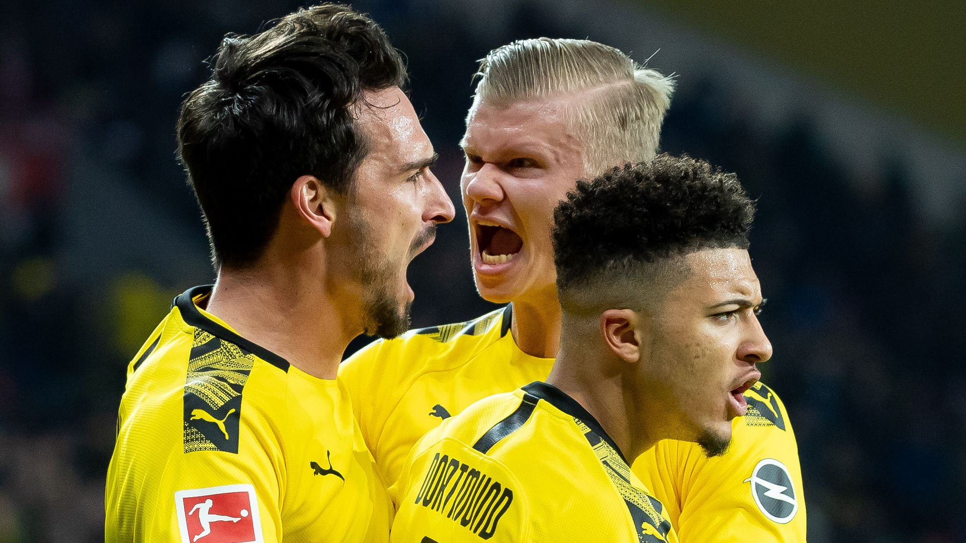 Do Dortmund need the Yellow Wall?