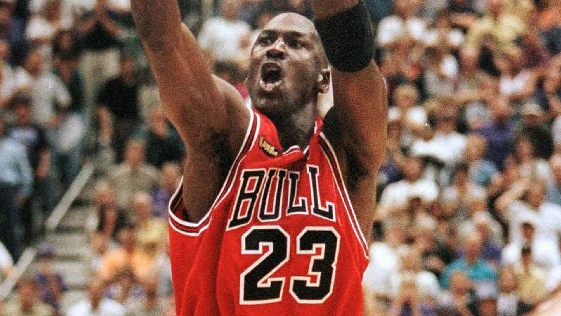 MJ's game-winner? There was nothing I could do
