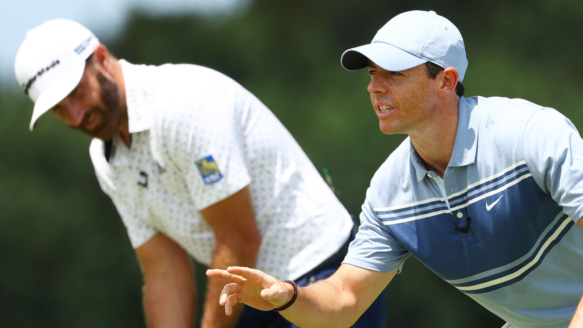 'Back on the road to golf's big future'