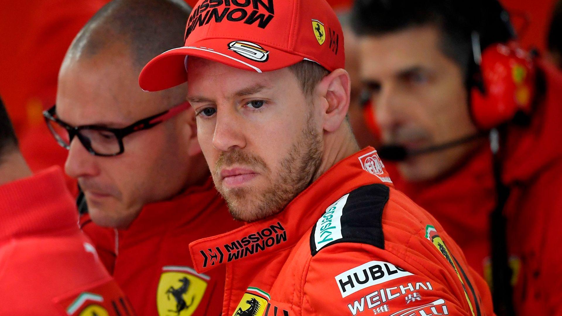 Ferrari boss on Vettel and their 'gamble'