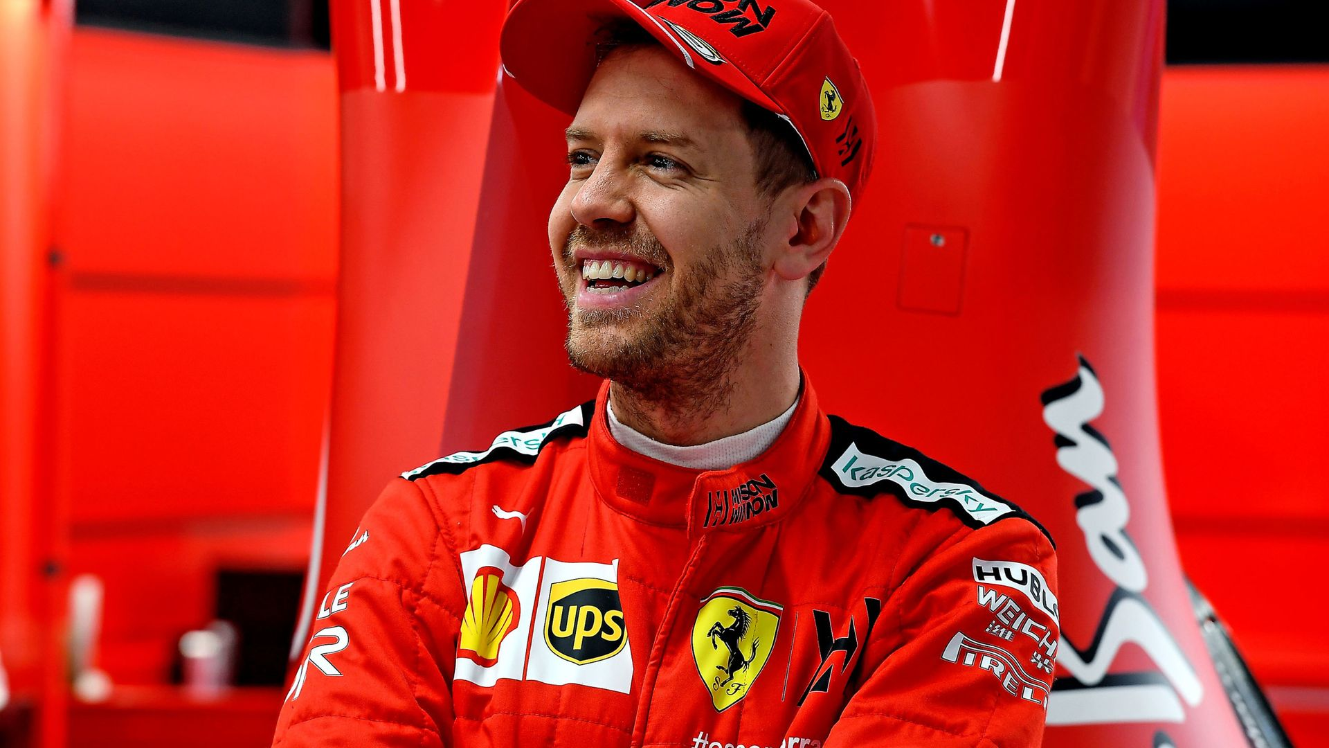 'Vettel won't want midfield F1 seat'