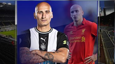 fifa live scores - Jonjo Shelvey exclusive interview: Leaving Liverpool too soon and growing up at Newcastle