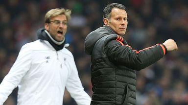 Giggs: 'Fantastic' Liverpool deserve to win title