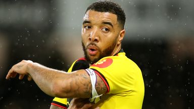 fifa live scores - Troy Deeney misses Watford training again due to illness