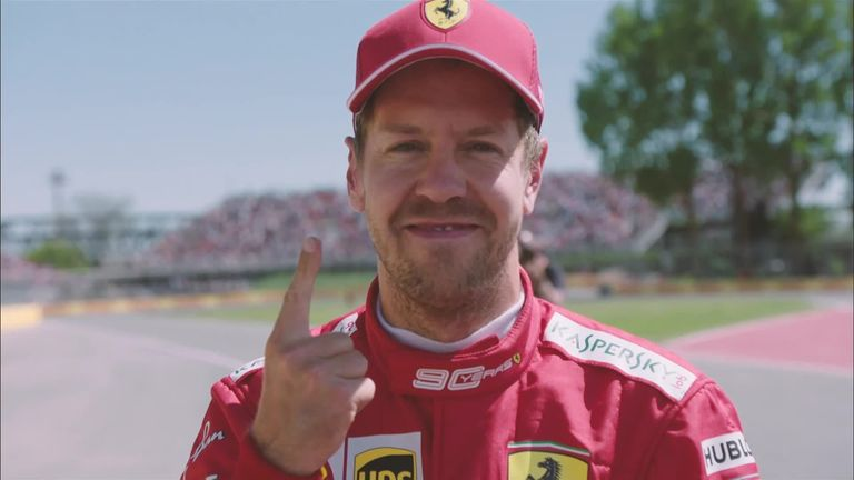 Sebastian Vettel will be leaving Ferrari at the end of 2020 - and here we look at his best, and worst, moments in red.