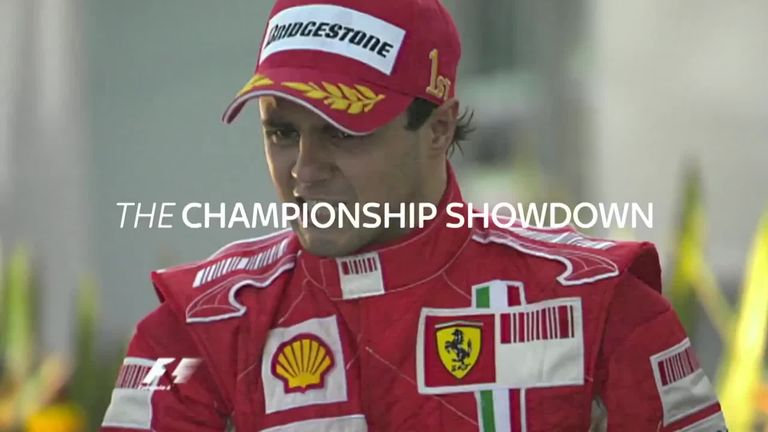 Felipe Massa reflects on what winning the F1 world title in front of his home Brazilian fans would have meant had the championship not been denied him by Lewis Hamilton on the 2008 season's amazing final lap.