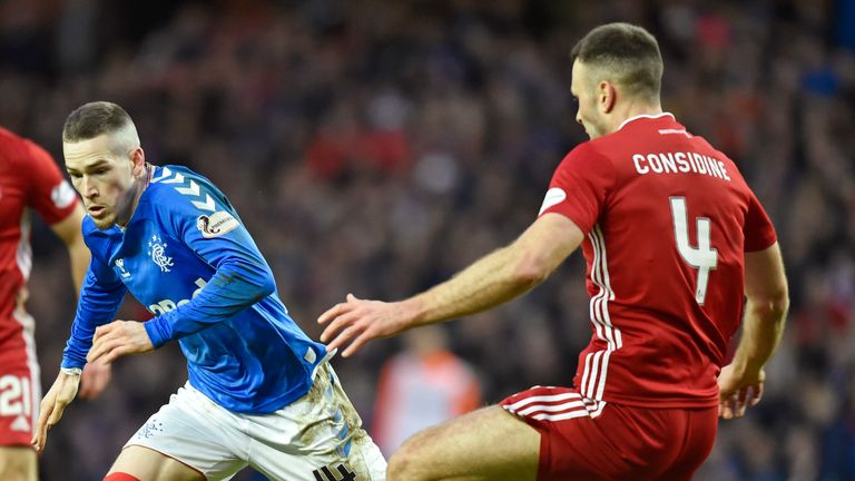 Rangers vs Aberdeen will see the start of the 2020/21 Scottish Premiership on August 1 - live on Sky Sports