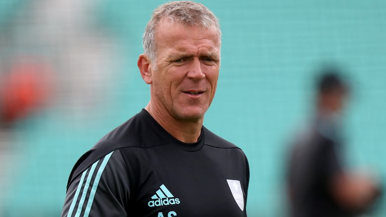 Alec Stewart always looked destined for coaching, says Nasser