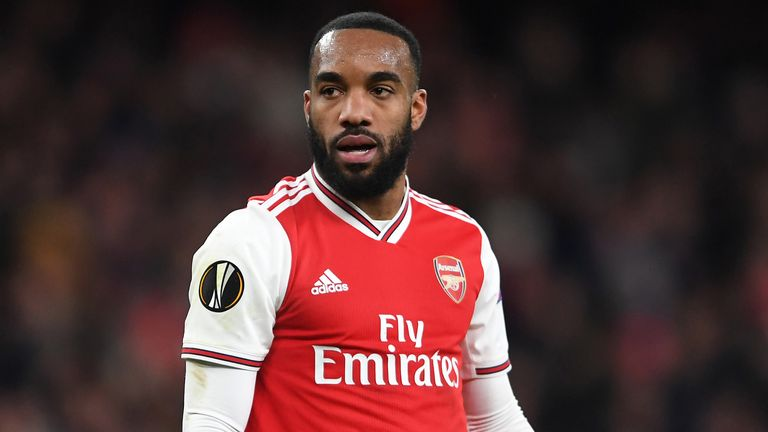 Alexandre Lacazette will be dealt with internally by Arsenal