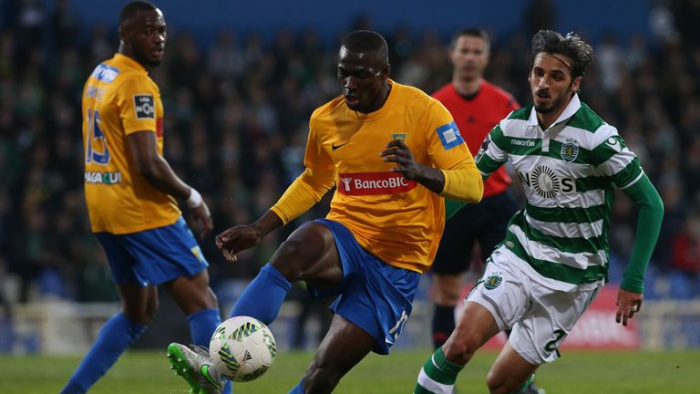 Anderson Esiti was another player identified by Marques at Estoril