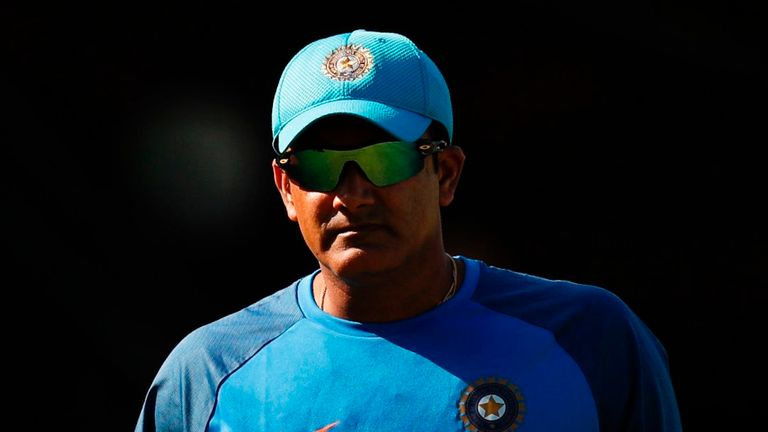 Former India captain Anil Kumble chairs the ICC's Committee