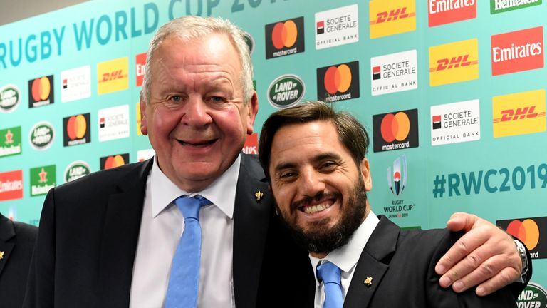 Pichot was recently defeat by Sir Bill Beaumont in the election for World Rugby chairman