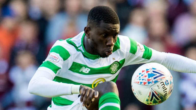Eboue Kouassi has left Celtic after making only 22 appearances in all competitions