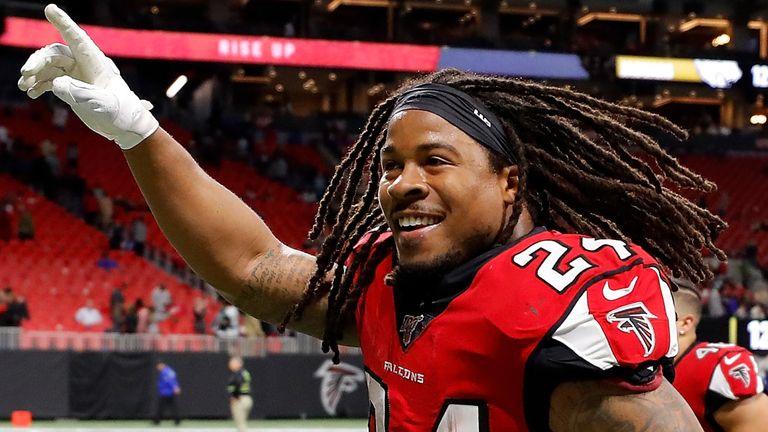 Devonta Freeman was released by the Atlanta Falcons in March