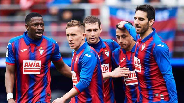 Eibar players want guarantees over a potential second outbreak of coronavirus