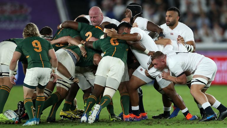 England could be joined by South Africa in an eight-team tournament this autumn