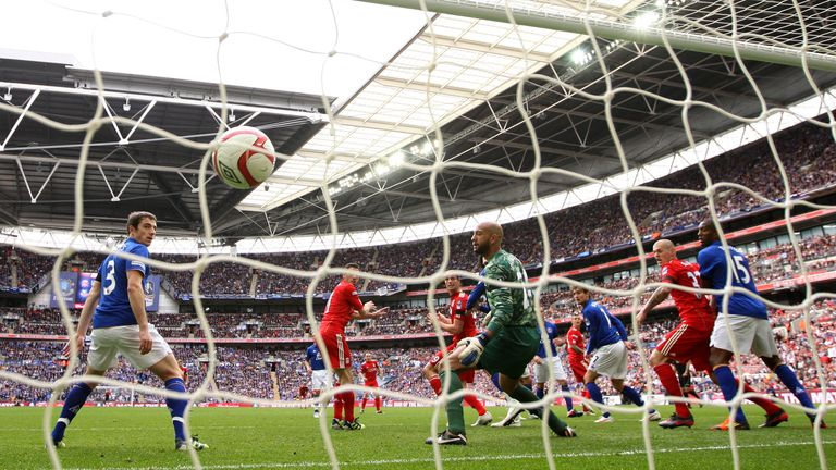 Defeat in the FA Cup semi-final to Liverpool in 2012 was especially painful
