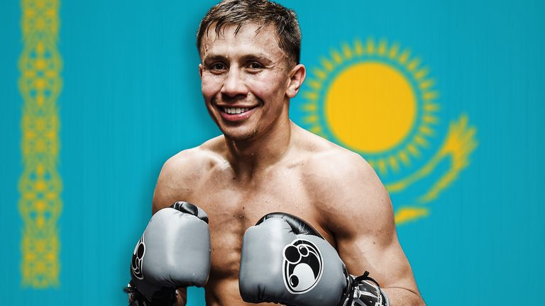 Golovkin is now a national hero