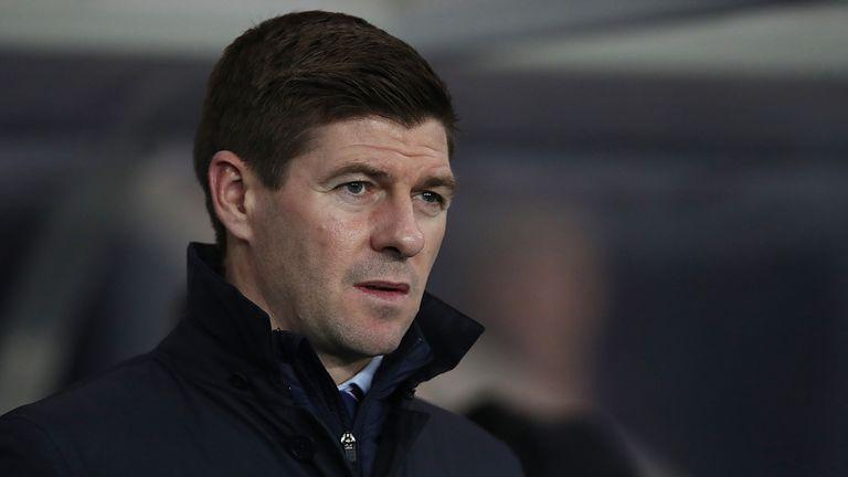 Foderingham made just 13 appearance for Rangers under manager Gerrard.