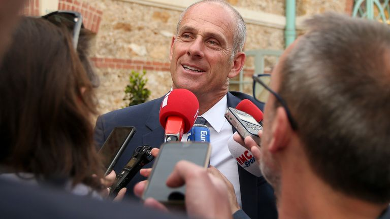 French Open director Guy Forget working hard to avoid US Open clash