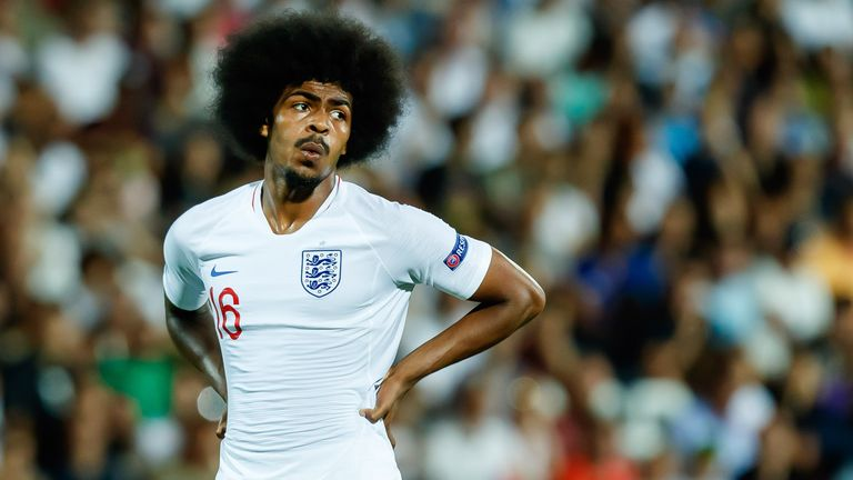 Choudhury has seven England U21 caps