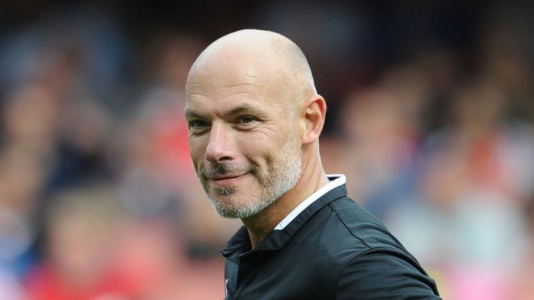 Howard Webb is now in charge of officials in MLS