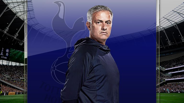 Jose Mourinho has been forced to readjust his aims for the season