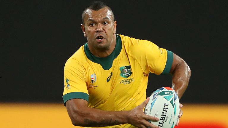 Beale was part of the Wallabies squad that was beaten by England at the quarter-finals of the Rugby World Cup in 2019