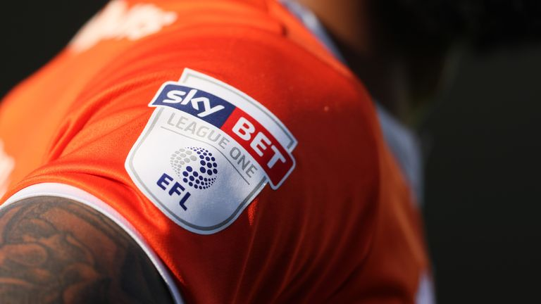 Discussions are underway to extend testing provisions to League One and League Two clubs, contingent on the outcome of season curtailment discussions