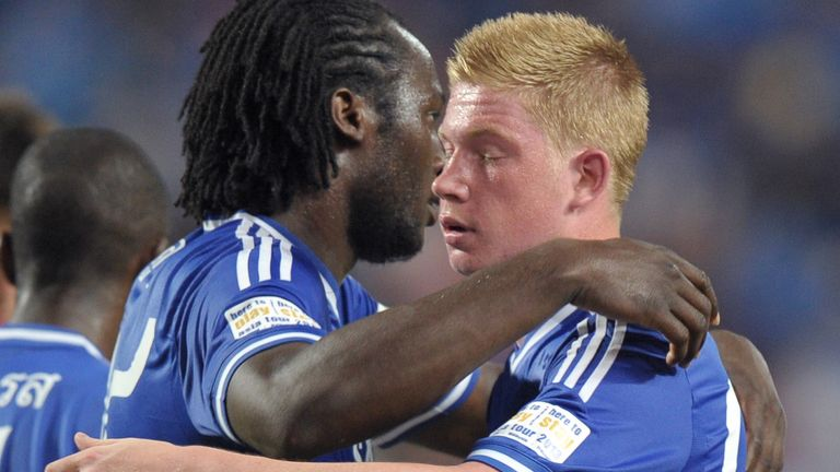 Maybe Romelu Lukaku and Kevin De Bruyne would have stayed at Stamford Bridge if Mourinho was working in Newcastle?