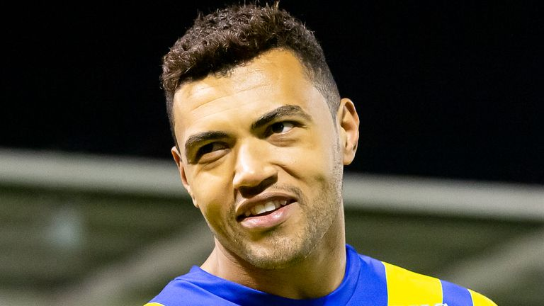Warrington's Luther Burrell is the special guest on this week's Golden Point podcast