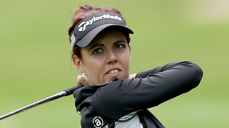 Meghan MacLaren is grateful for the LET's partnership with the LPGA Tour