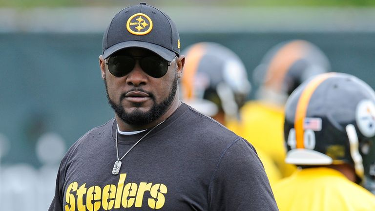 Steelers head coach Mike Tomlin has never returned a losing record since taking over the team in 2007