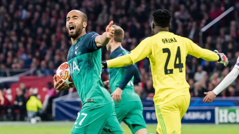 Moura's quick-fire brace gave Spurs hope of pulling off the unthinkable