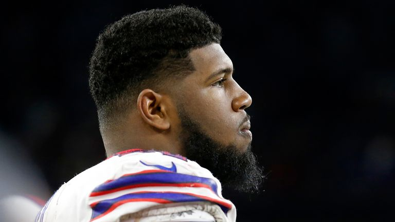 Ed Oliver was a ninth overall draft pick in 2019 for Buffalo Bills