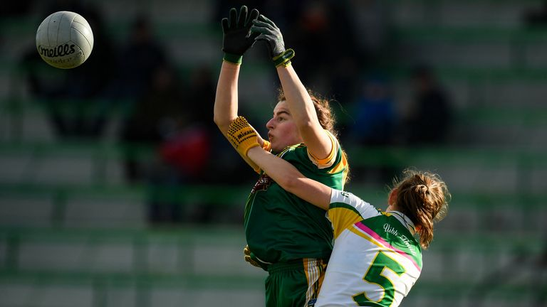 Kehoe is one of Offaly's key players