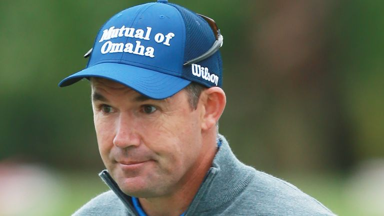 Padraig Harrington will not be picking all 12 of his players