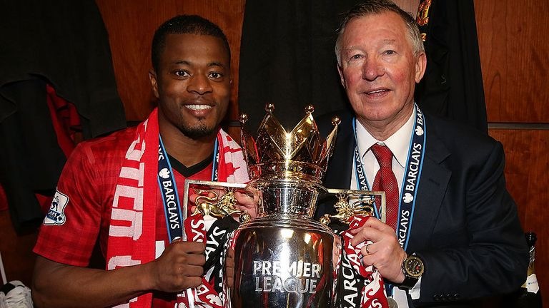 Evra reveals Ferguson turned Man Utd into 'robots' with winning mentality