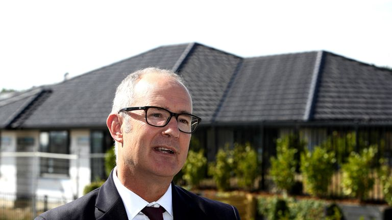 New Zealand's Economic Development Minister Phil Twyford has admitted he is not sure when travel restrictions will be lifted