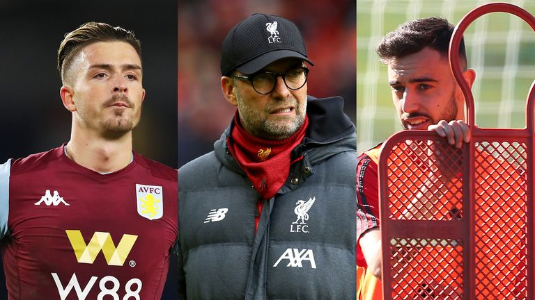Premier League clubs are expected to return to training in small groups this week