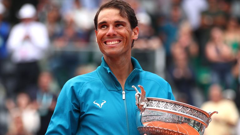 Rafael Nadal has concerns about travelling to events because of the COVID-19 pandemic